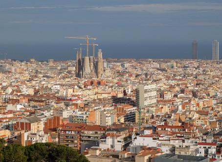 Benvingut a Barcelona!