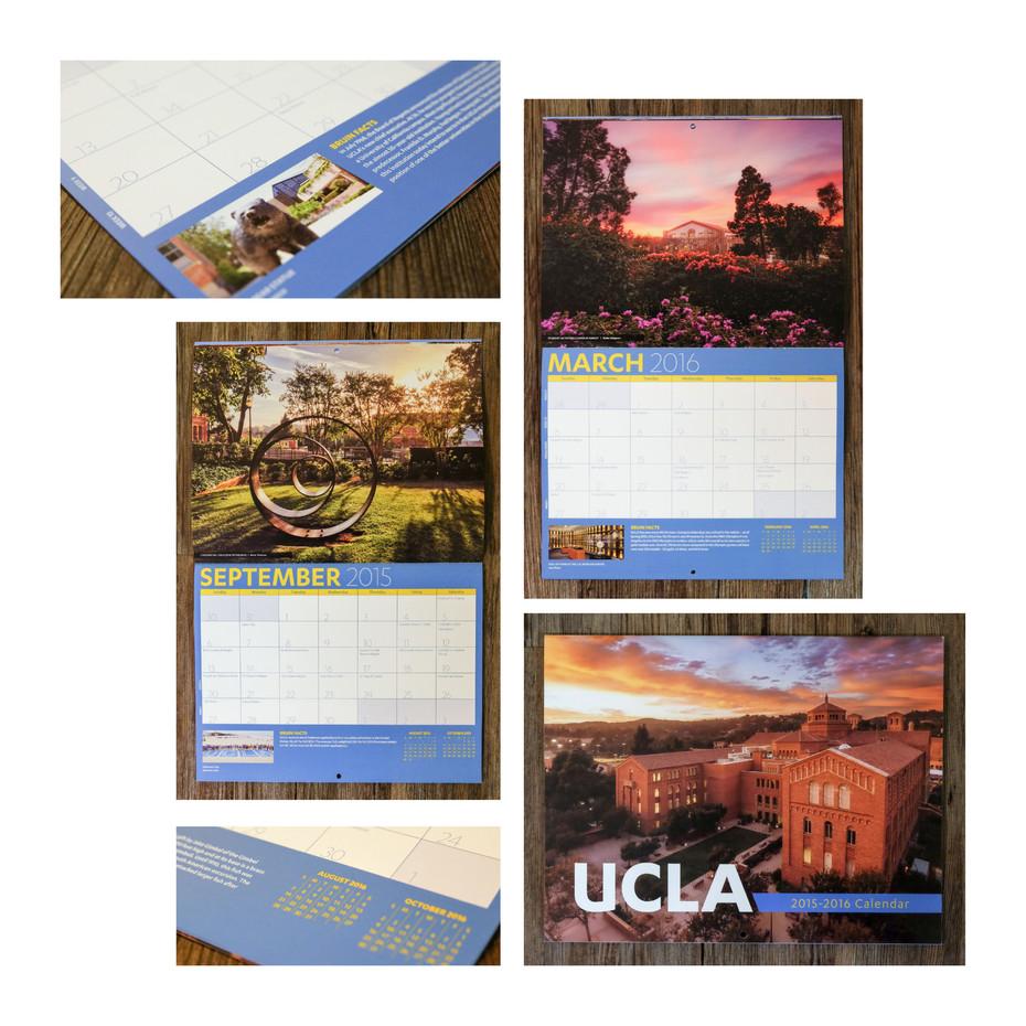 UCLA Calendar