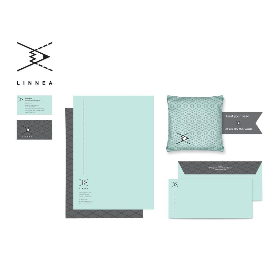 Linnea - Logo & Visual Identity