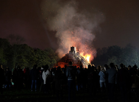 The 5th of November: 400 Years of Bonfire Tradition