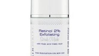 Skin Script 2% Exfoliating Scrub Mask