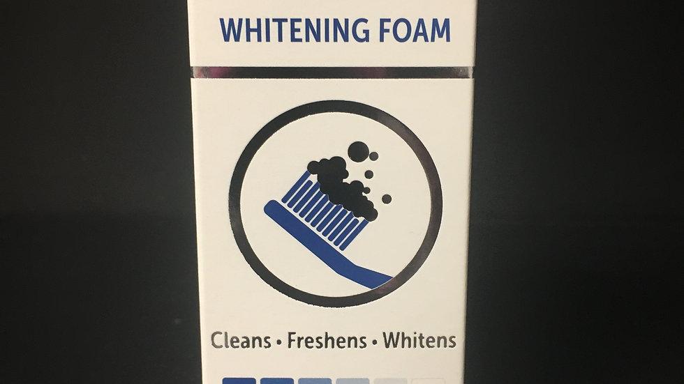 Whitening Foam