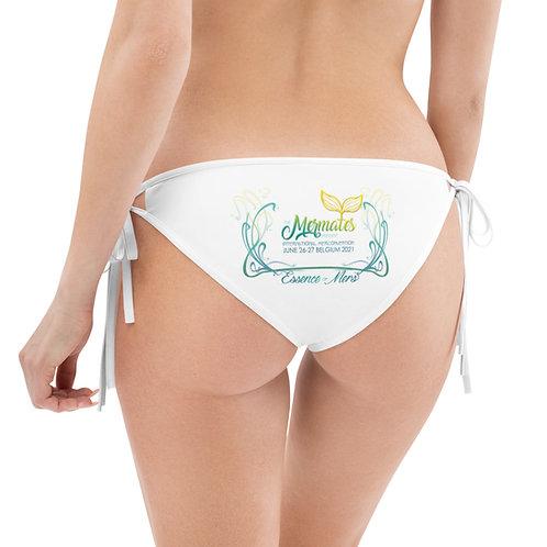 Mermates Convention 2021 - WHITE Bikini Bottom Reversible