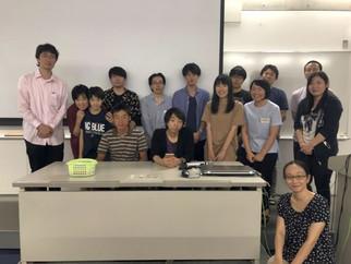 【開催報告】特別セミナー2017/文化を巡る政策最前線(第48回)