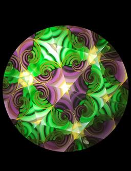 Plumage Kaleidoscope