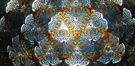 King's Scepter Kaleidoscope Interior