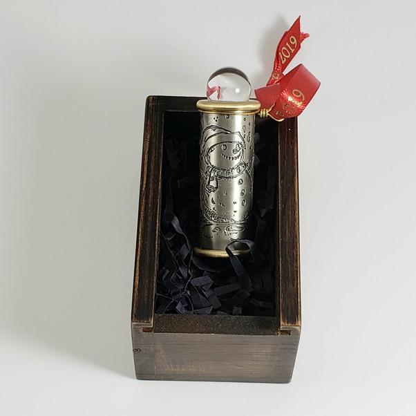 teleidoscope ornament in box