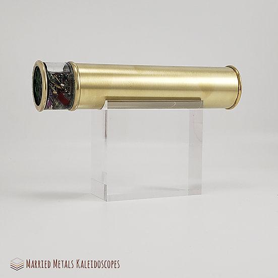 00018-2 Bare Essentials Brass Side-Lite Kaleidoscope