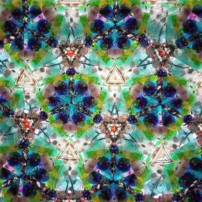 Kaleidoscopic Moment of Zen #11