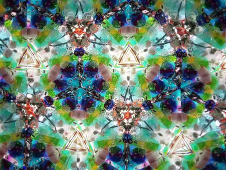 Kaleidoscopic Moment of Zen #11