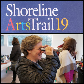 Great Weekend on The Shoreline Arts Trail