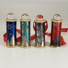 teleidoscope ornaments winter wonderland