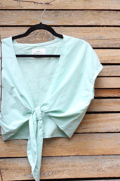 MINT : Groovy Boobie Wrap Shirt