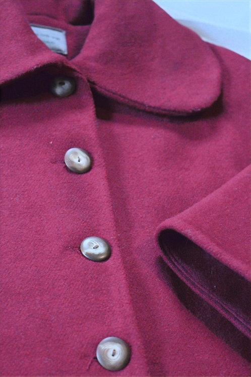 Mod Jacket (Burgandy)