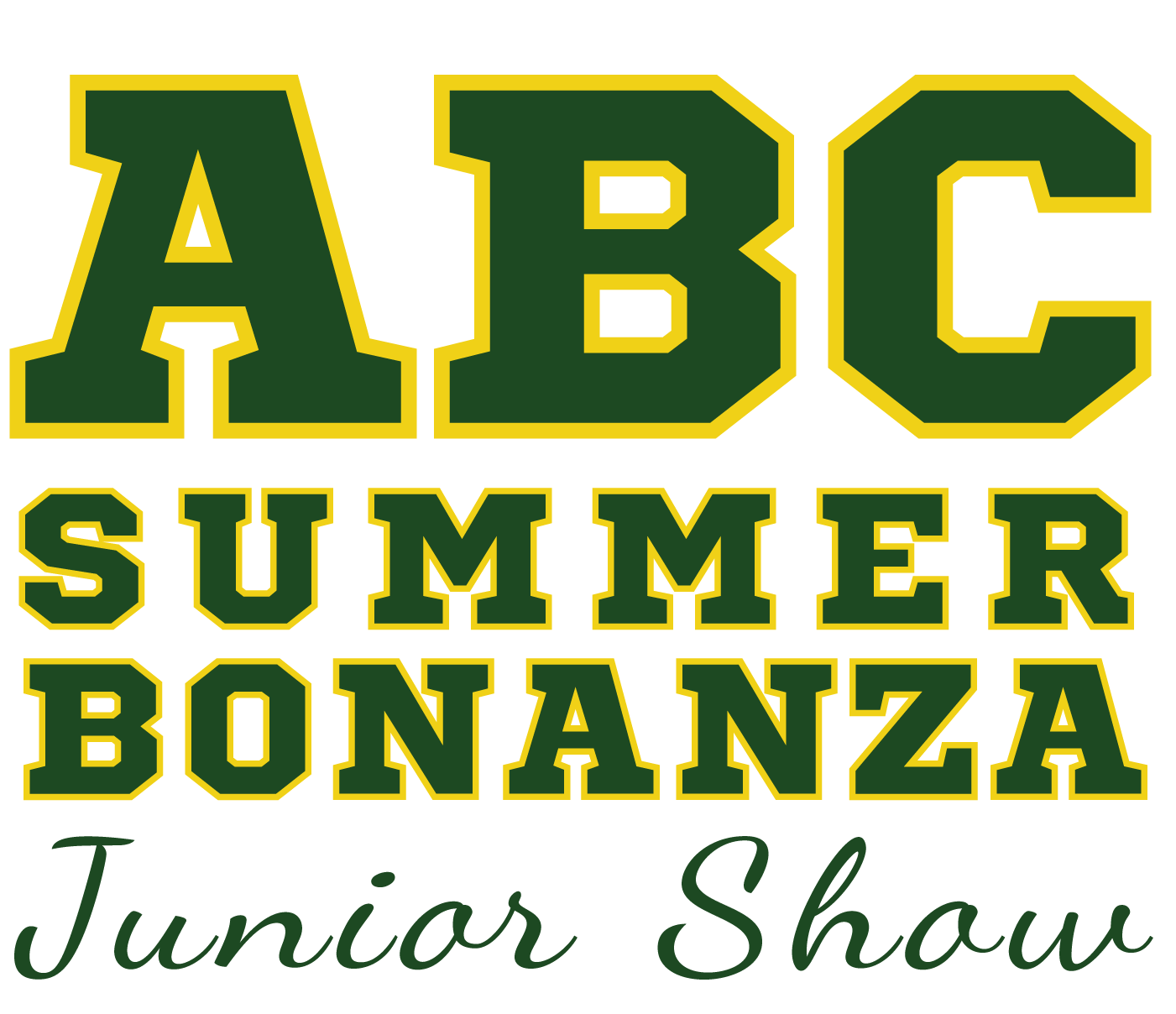ABC Junior Show Past Results