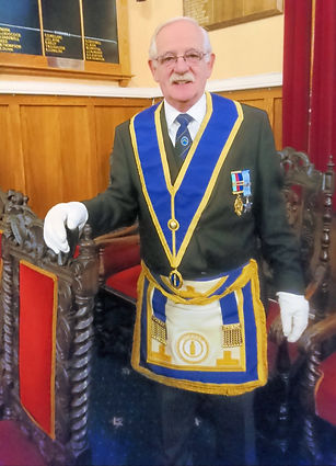 A photo of WBro Tony Wynne PPJGW