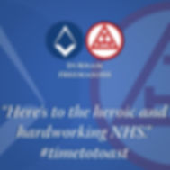 Provincial Grand Lodge of Durham UK and a link to the NHS advice page.