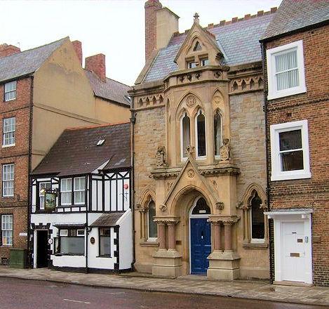 Durham Masonic Hall, Durham, England
