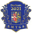 Logo of the Durham 2021 Charity Festival, raising funds for the Royal Masonic Trust for Girls and Boys