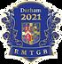The logo of the Durham 2021 Masosnic charity fundraising festival.
