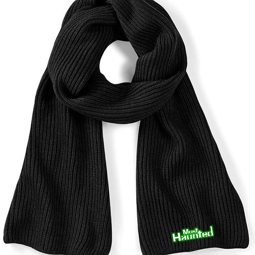 Official Most Haunted Scarf MERCH