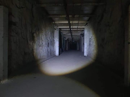 The terrifying Drakelow Tunnels