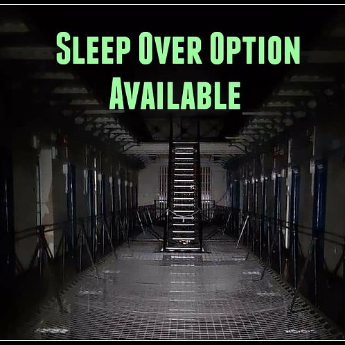 Gloucester Prison 14th May 2021 SLEEPOVER