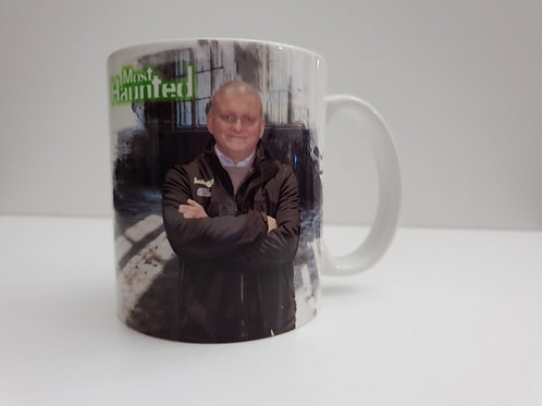 MERCH Stuart Torevell Mug Design And Autograph
