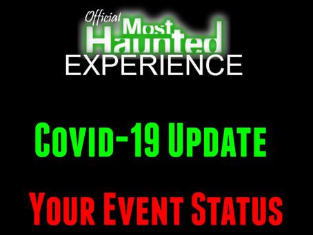 Your Event Status