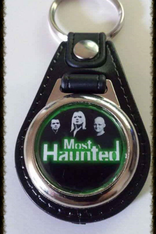 Official Most Haunted Keyrings MERCH