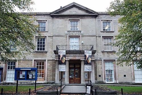 Peterborough Museum 28th Nov 2020