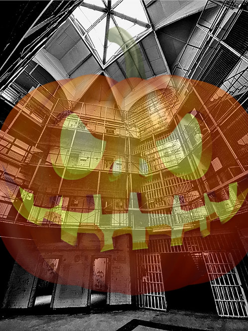 HALLOWEEN Dorchester Prison 29th Oct 2021