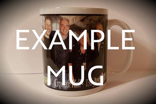 MERCH Personalised Mug