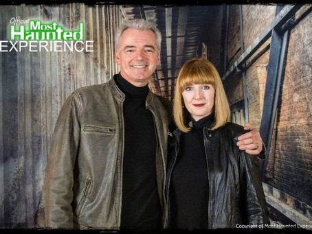 Accrington Police Station and Courts with Yvette Fielding and Karl Beattie 4th May 2019
