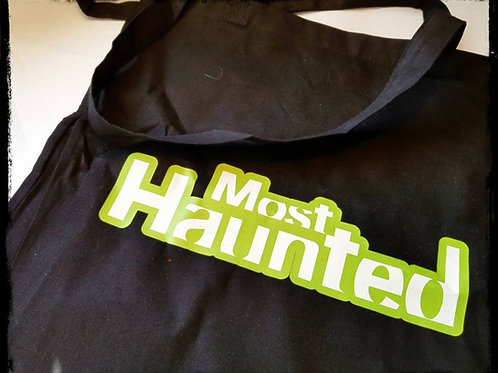 Official Most Haunted Tote Bags MERCH