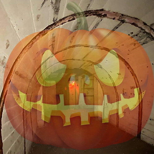 HALLOWEEN D Day Bunker Portsmouth 29th Oct 2021
