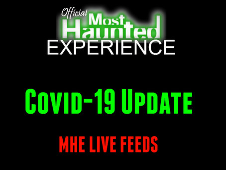 Most Haunted Experience Live Feeds..Ghost Cams