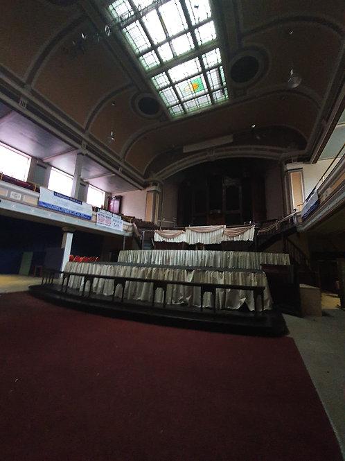 Champness Hall Theatre Rochdale 13th Nov 2021