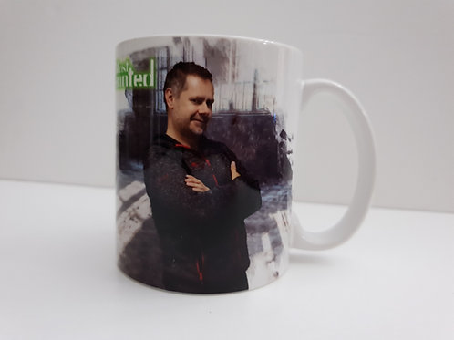 MERCH Gregg Smith Mug Design And Autograph