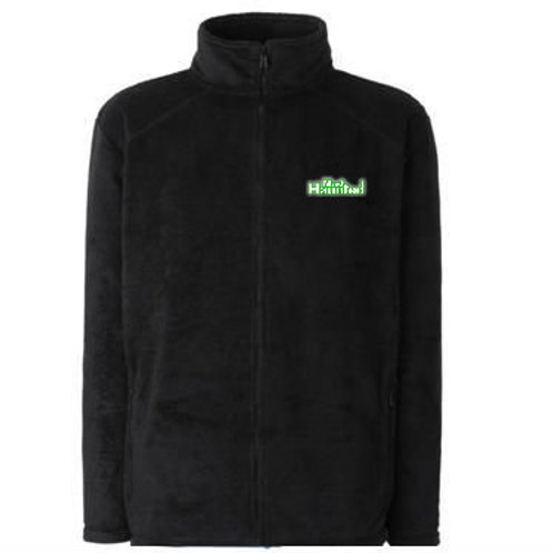 Official Most Haunted Fleece MERCH