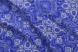 Mosaic-Bandana-design-fabric-by-Paisley-Power