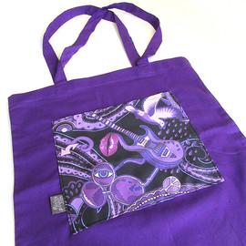 Paisley-Prince-Songbook-tote-bag-designe