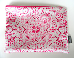 Mosaic-Bandana-designer-pouch-bag-by-Paisley-Power-brand