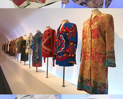 Paul Smith Exhib at Design Museum