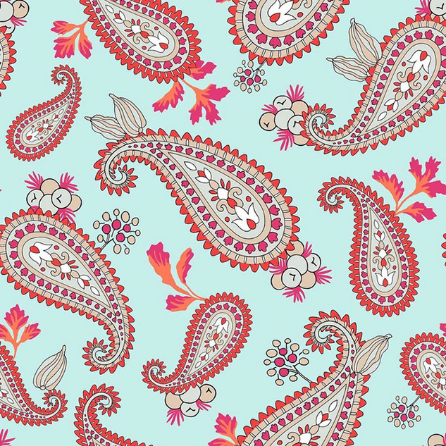 Buddies-Gin-paisley-pattern-designed-by-