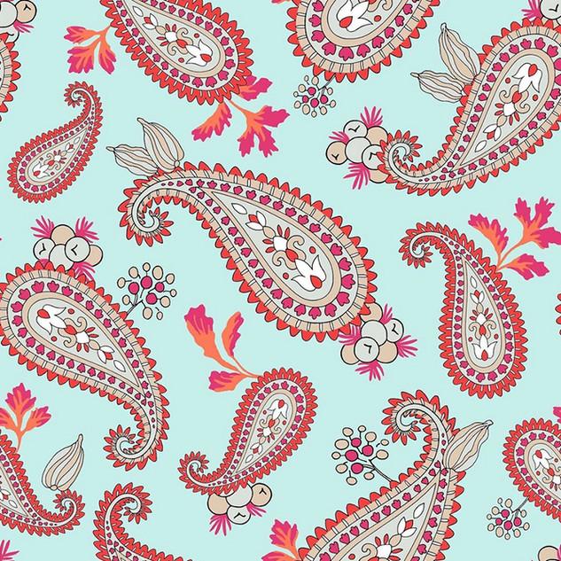 Buddies-Gin-paisley-pattern-designed-by-