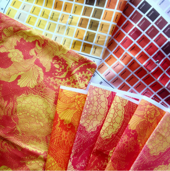 colour-tests-for-Paisley-Power-digital-print-textile-designs