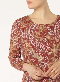 paisley-pattern-designed-by-Patrick-Moriarty-on-sale-as-a-Vero-Moda-dress-at-Dorothy-Perkins