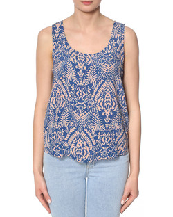 womens-top-by-Soaked-in-Luxury-with-prin
