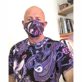 Designer-Patrick-Moriarty-wearing-Paisle